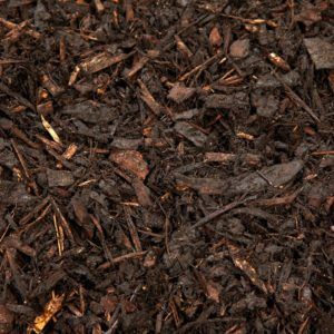 Bark mulch and chippings