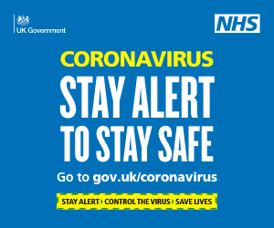 CORONAVIRUS, Stay Alert to Stay Safe